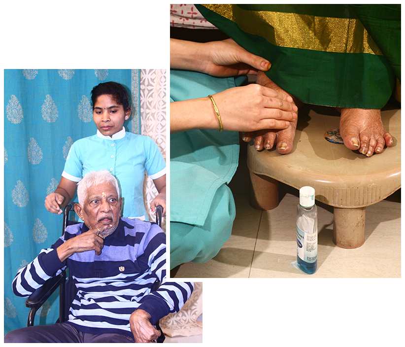 Elderly Home Care and Nursing Services